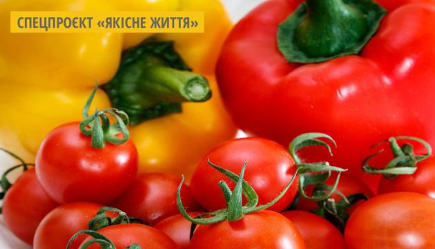 Прямо з поля: вирощені на Чернігівщині томати й перці конкурують з південними
