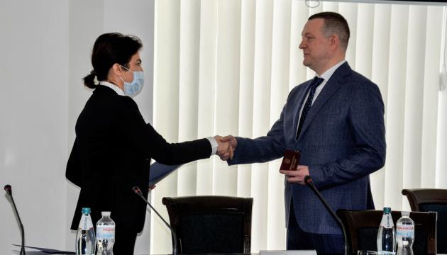 Венедиктова представила нового руководителя Николаевской облпрокуратуры