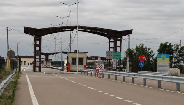 Цьогоріч відремонтують дорогу біля КПВВ «Чонгар»