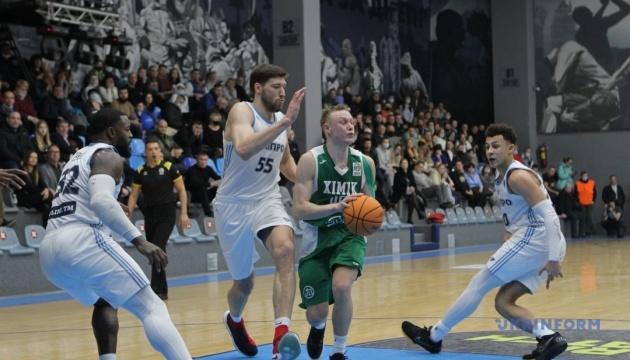Суперлига: «Киев-Баскет», «Тернополь», «Днепр» и «Харьковские Соколы» одержали победы