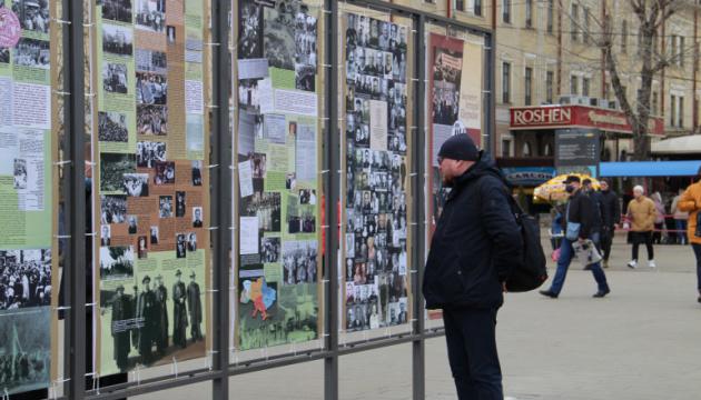 У Києві відкрилася виставка «До світла Воскресіння крізь терни катакомб»