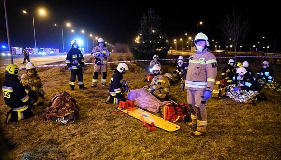 В Польше не подтверждают смерть шестого человека в ДТП с украинским автобусом