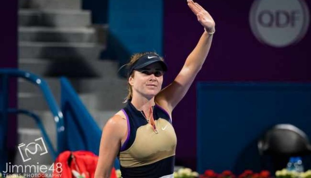 Світоліна отримала перший номер посіву на турнірі WTA1000 в Дубаї