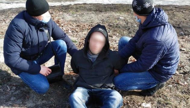 В Сумах задержали мужчину, угрожавшего взорвать отделение полиции