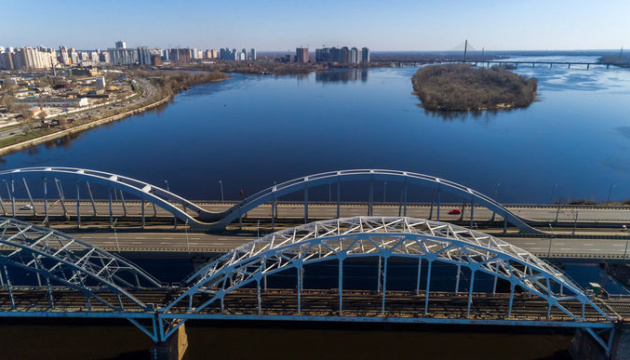 Заместитель председателя КГГА сомневается в достройке Дарницкого моста до конца 2021 года