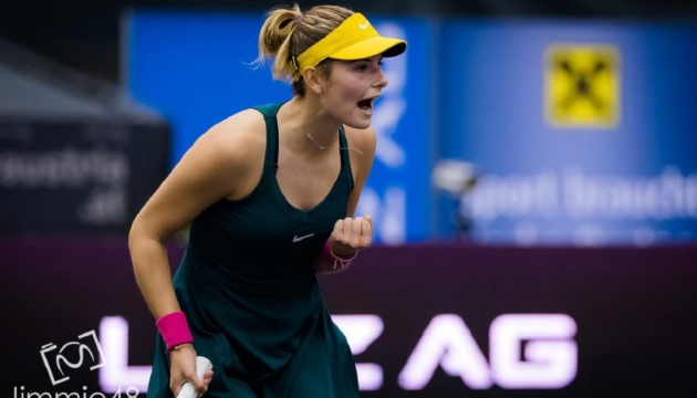 Завацька стала третьою представницею України на турнірі WTA в Дубаї
