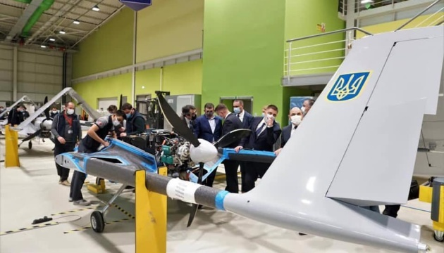 Turkey assembling batch of Bayraktar TB2 UAVs for Ukraine