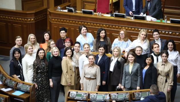У «Слузі народу» створюють рух Зе!Жінки