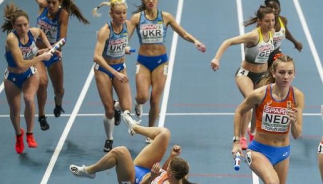 У трьох українських легкоатлеток на ЧЄ в Торуні виявили коронавірус