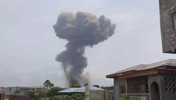 Вибухи в Екваторіальній Гвінеї: кількість загиблих зросла до 30