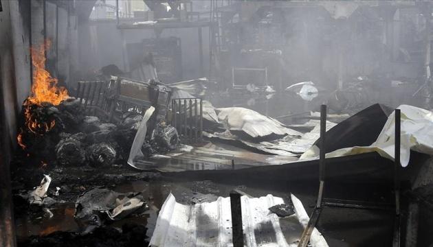 У Ємені згорів центр утримання мігрантів: 60 загиблих - ЗМІ