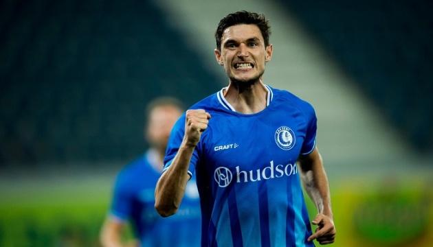 Гол Яремчука приніс «Генту» перемогу в матчі з «Остенде»