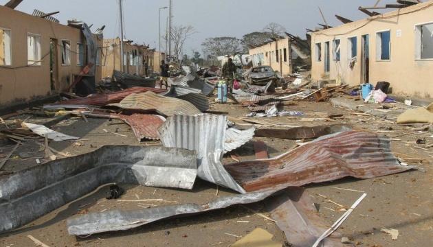 Кількість жертв вибухів в Екваторіальній Гвінеї зросла до 98
