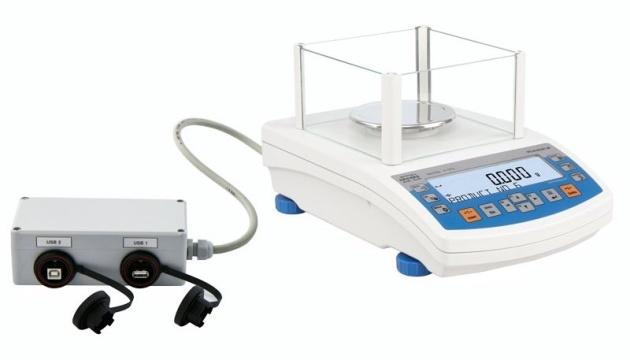 Современные высокоточные лабораторные весы