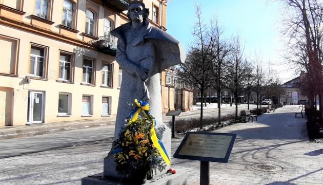 У Вільнюсі вшанували пам'ять Тараса Шевченка - МЗС