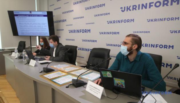 Презентация Рейтинга прозрачности городов и регионов Украины