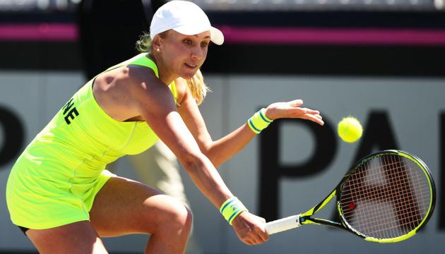 Людмила Кіченок вийшла до парного чвертьфіналу турніру WTA 1000 в Дубаї