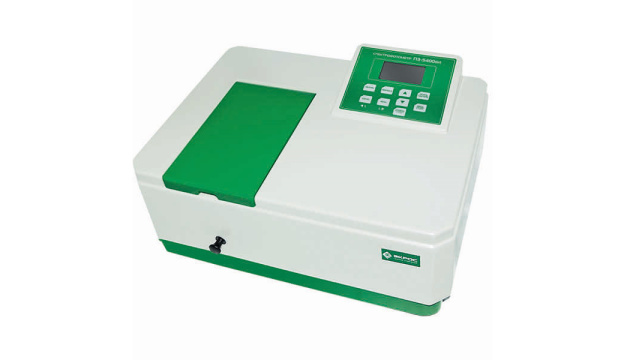 Спектрофотометр для клінічних, лабораторних та медичних досліджень