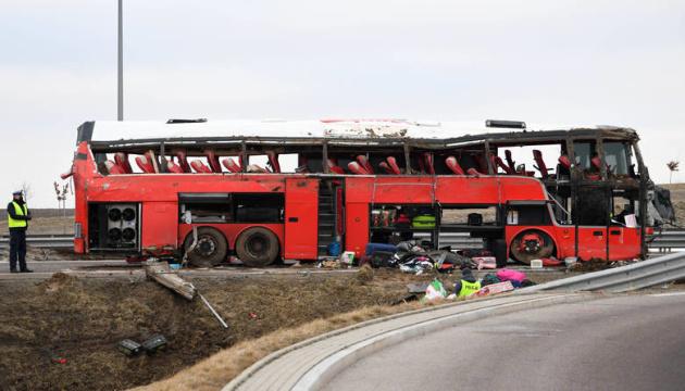 Автотроща з українським автобусом у Польщі. Уроки на майбутнє