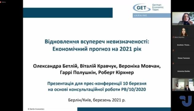 Восстановление вопреки неопределенности: прогноз на 2021 год