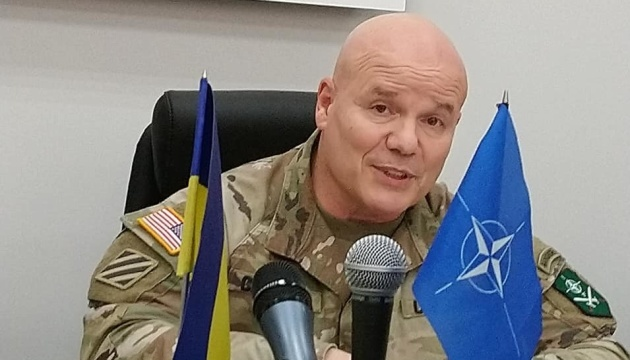 Delegation of NATO Allied Land Command arrives in Ukraine