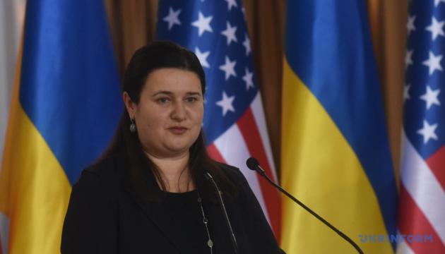 Маркарова: Підготовка візиту Зеленського до США - на фінішній прямій