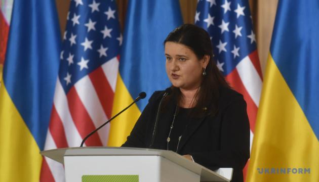 Україна ініціюватиме нові формати співпраці зі США – Маркарова