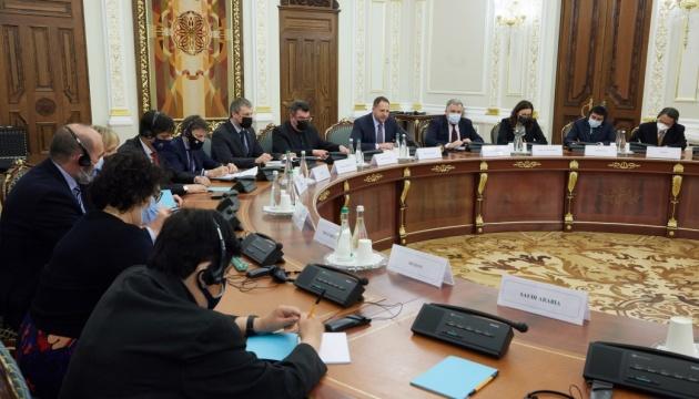 Україна має стати цікавим ринком для іноземних інвестицій - Єрмак