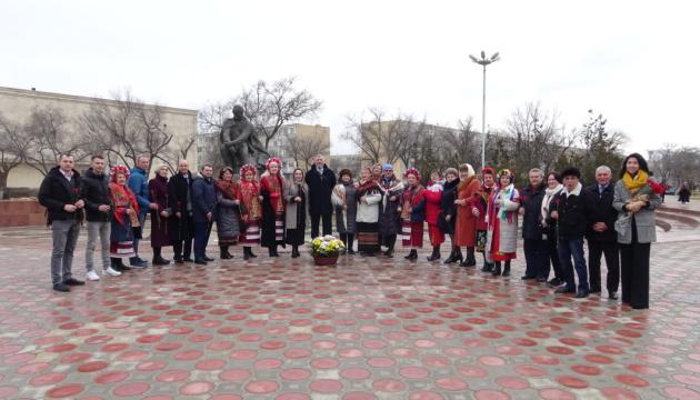 Пам'ять Тараса Шевченка вшанували в Казахстані та Киргизстані