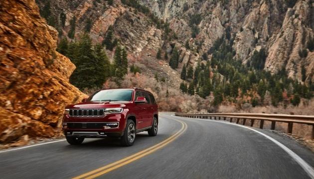 Jeep представив два люксові позашляховики
