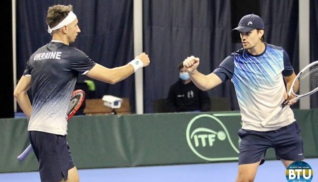 Молчанов і Стаховський вийшли до парного чвертьфіналу турніру Італії