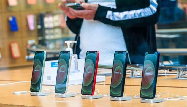 Apple скорочує виробництво iPhone 12 mini на 70%