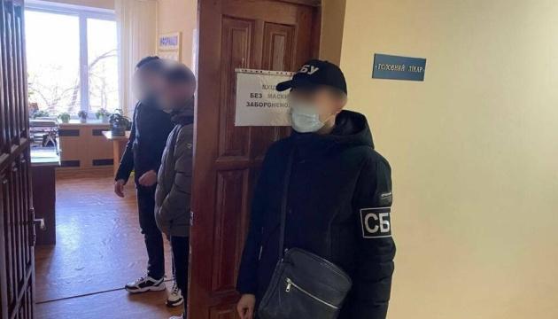 СБУ проводить обшуки у лікарні №2 Кривого Рогу - ЗМІ