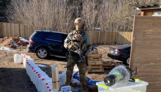 У Києві викрили наркобанду, яка щомісяця «заробляла» до ₴70 мільйонів