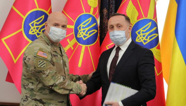 Розширене партнерство: у Міноборони провели зустріч з делегацією НАТО