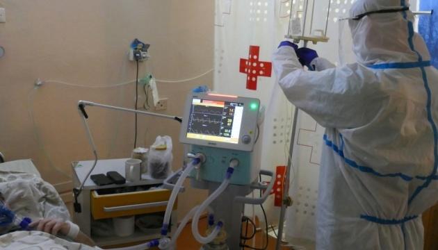 В Україні за добу - 13 276 випадків коронавірусу