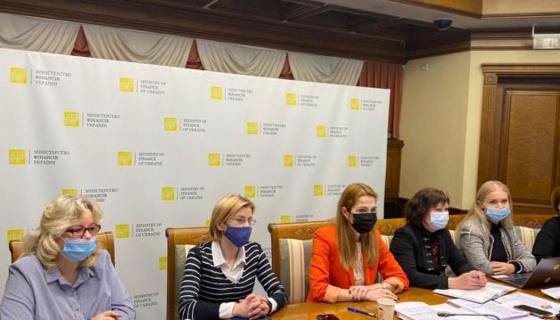 В Україні реалізують 40 спільних проєктів із міжнародними фінансовими організаціями