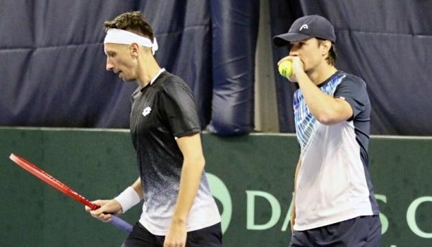 Тенісний дует Молчанов/Стаховський зіграє у півфіналі турніру в Б'єллі