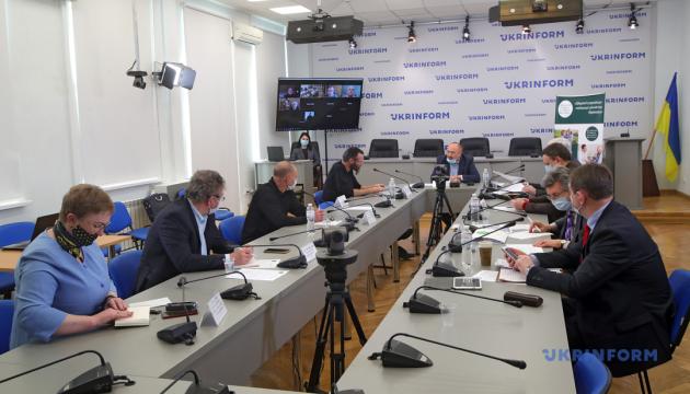 Украинское экспертное медицинское сообщество. Три года профессиональной экспертизы