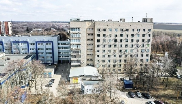 На Запорожье реконструируют приемные отделения больниц