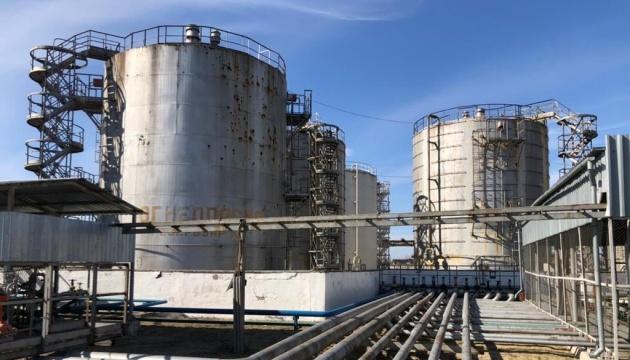 SBU uniemożliwiła sprzedaż niskiej jakości produktów naftowych o wartości 240 milionów