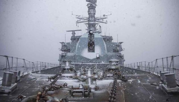 Британія очолила міжнародну військово-морську групу у Балтії
