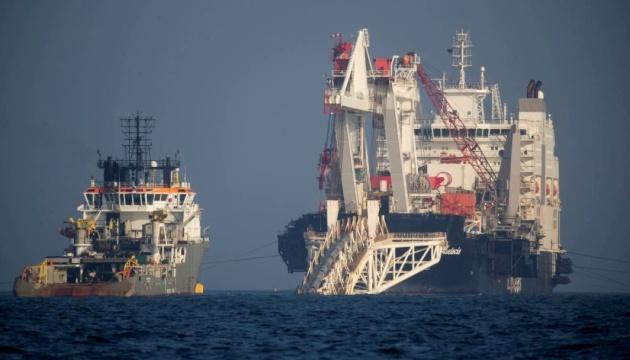 Строительство Nord Stream 2: корабли РФ вновь нарушили экологические стандарты - разведка