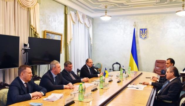Уруський хоче пожвавлення співробітництва з Узбекистаном