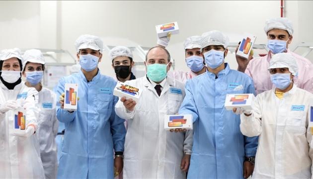 У Стамбулі відкрили завод китайського техногіганта Xiaomi