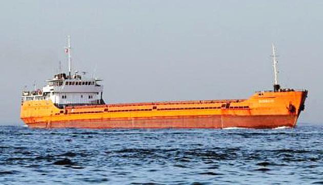 Marineros ucranianos rescatados del buque hundido llegan a Constanza