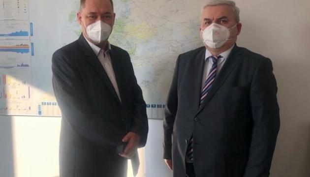 Віртуальна точка з'єднання газу: Словаччина готова обговорювати з Україною деталі
