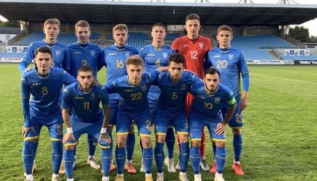 Молодіжна збірна України з футболу 2021 року зіграє 12 матчів