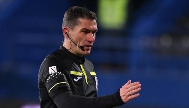 Відбірковий матч Україна - Фінляндія обслуговуватимуть румунські судді