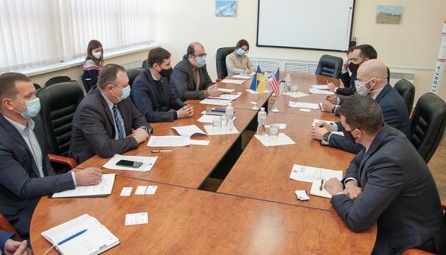 Программа «Артемида» и спутник: Украина и США обсудили сотрудничество в сфере космоса